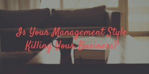 management style and innovation