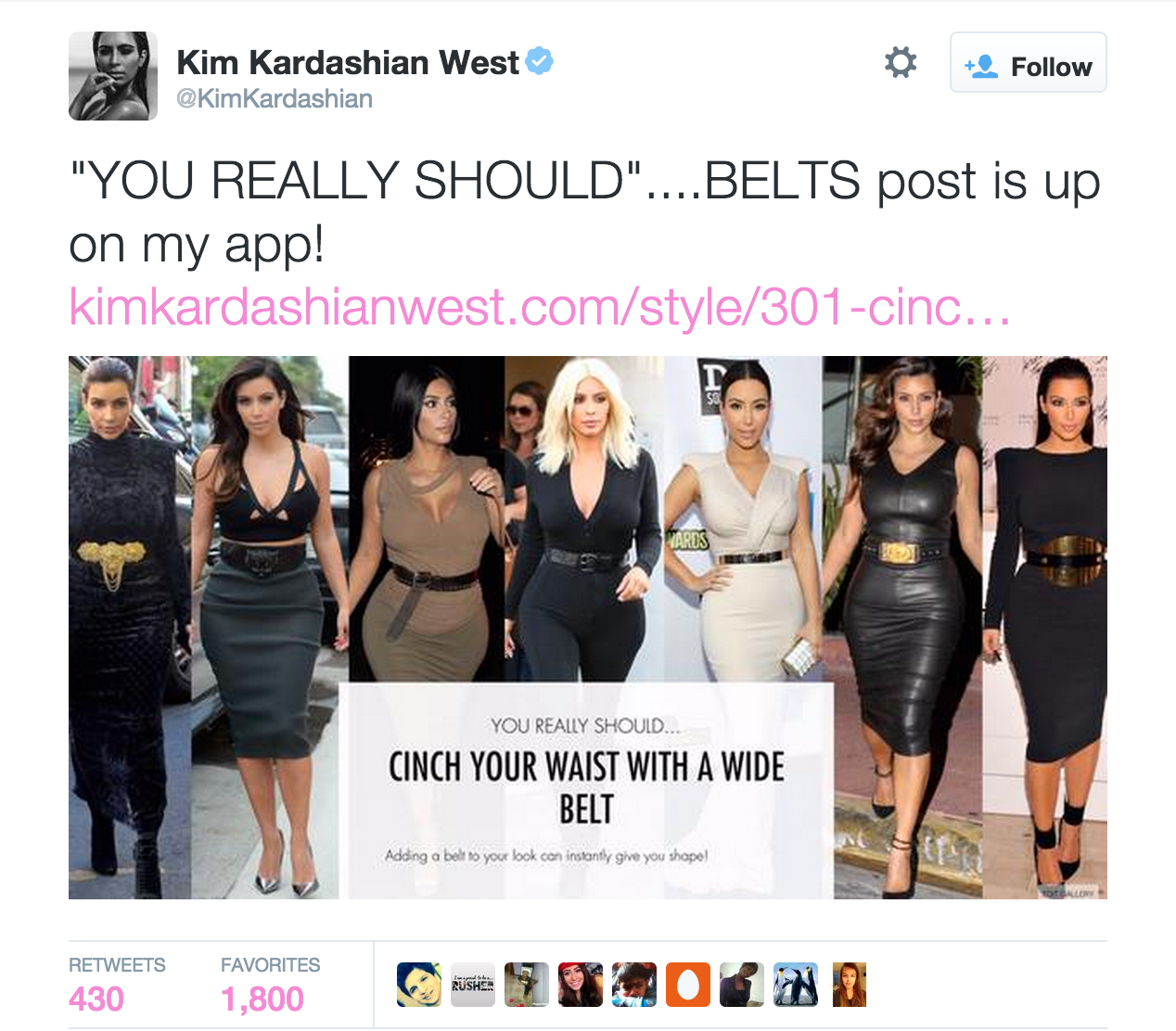the kardashian index