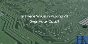 value of puking