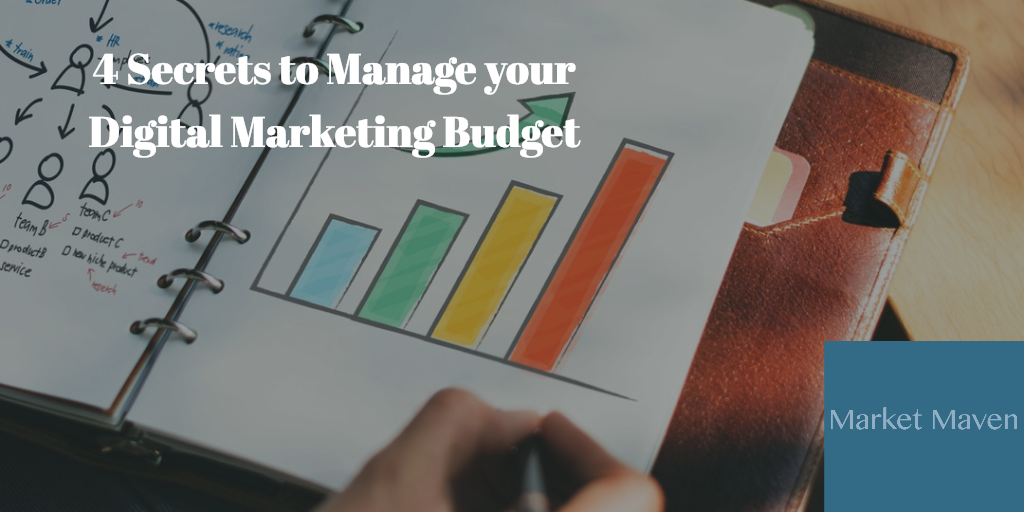 digital marketing budget