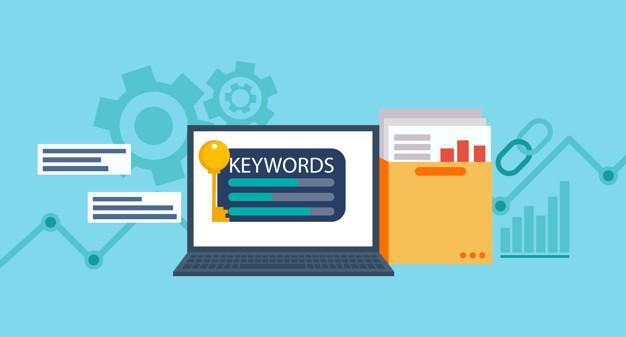 keywords in on-page SEO